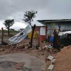 Lluvias de este martes deja afectaciones en viviendas del municipio