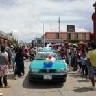 Festejan el Día del Taxista Oaxaqueño en el municipio