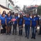 Inauguran festividad patronal en Camotlán
