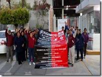 09 OCT 19 Suspenden paro nacional en CONALEP tras diálogo con Gobierno Federal