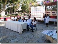 Arrancan actividades en el municipio por la Semana Mundial de la Diabetes