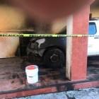 Investiga Fiscalía quema de patrulla en Santiago Huajolotitlán