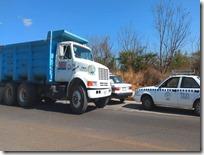 FNIC denuncia presunta intromisión de CATEM en rehabilitación de la carretera Huajuapan-Silacayoapilla