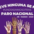 "Ayuntamiento Municipal se suma a la convocatoria ""El nueve ninguna se mueve"""