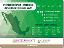 02 JUN 20 Convoca CEPCO integrar Consejos Municipales por temporada de lluvias