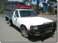 Camioneta recuperada
