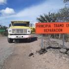 Suspenden trabajos en obra de rehabilitación del tramo carretero Cacaloxtepec – Tezoatlán
