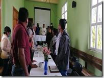 Exigen obras en municipios Chocholtecos
