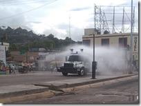 Realizará Gobierno del Estado sanitización en municipios mixtecos