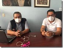 No existen  condiciones de cambio epidemiológico del semáforo en Oaxaca