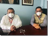 Registran 54 casos activos en 10 municipios mixtecos