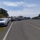 Bloqueó API carretera Huajuapan – Oaxaca