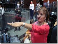 Diputada Margarita García denuncia corrupción en Sembrando Vida