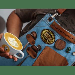 Barismo SCA - Xeridas coffee