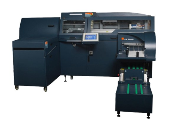 CPBourg BB3202 Automated Perfect Binder for Ondemand Books