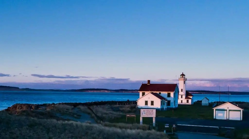 New Discoveries at Point Wilson
