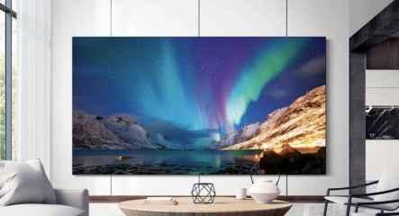 LG introduces a massive 325-Inch 8K home cinema display - Xfire