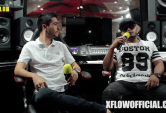 Ronald El Killa entrevista exclusiva en XFLOW