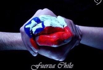 Artistas Urbanos ruegan por Chile