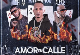 """Anonimus lanzará """"Amor De Calle"""" junto a Anuel AA & Alexis"""