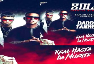 UNION EXPLOSIVA: SOLA [Official Remix] – Anuel AA (Feat Daddy Yankee Farruko Wisin Zion y Lennox)