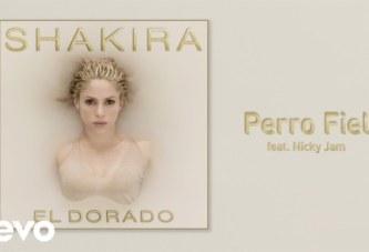 SHAKIRA ft NICKY JAM – PERRO FIEL (AUDIO)