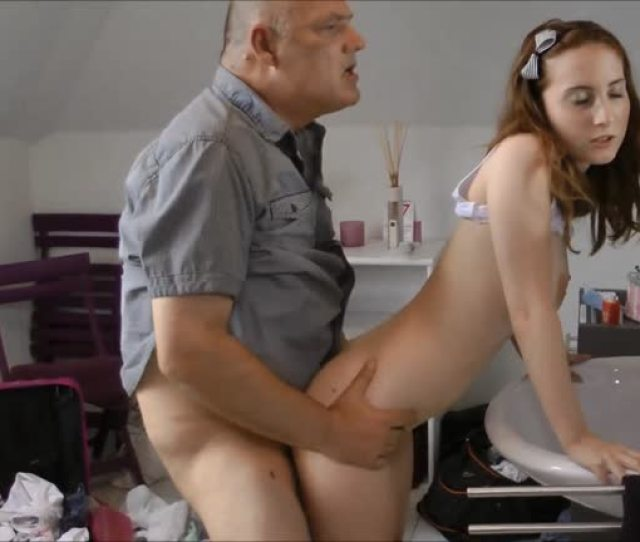 Old Man And Young Girl Teen Porn Video