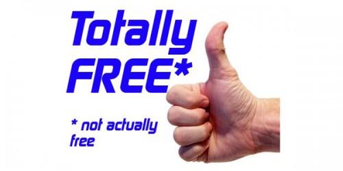 Υπάρχουν αρκετά παιχνίδια που είναι πράγματι free 2 play. Υπάρχουν και άλλα όμως που δικαιολογούν το ... free 2 download