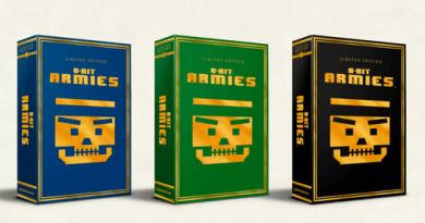 Το 8-bit Armies αποκτά τη δική του Limited Edition