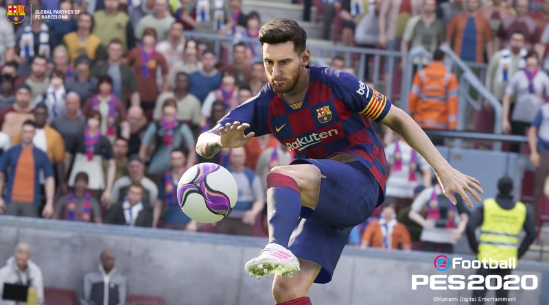 Στις 10 Σεπτεμβρίου η κυκλοφορία του νέου Pro Evolution Soccer