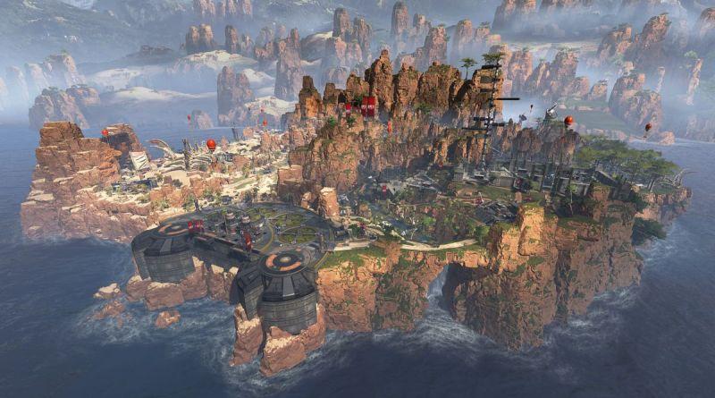 Titanfall + Battle Royale = Apex Legends