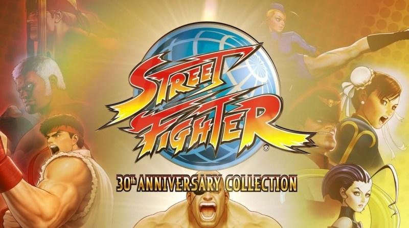 Street Fighter 30th Anniversary Collection |Review