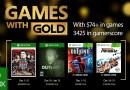 Τα δωρέαν παιχνίδια του Live Gold του Ιανουαρίου