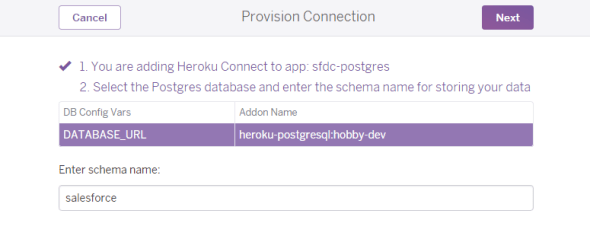 Heroku Connect 2