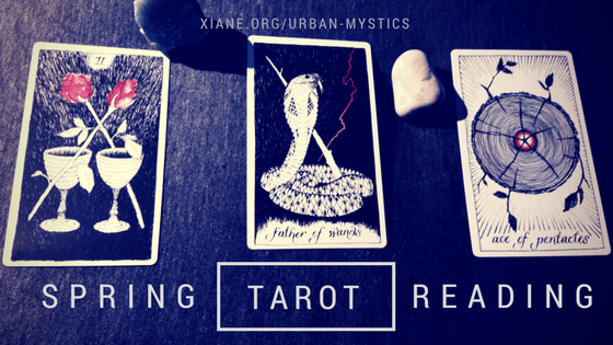 spring tarot reading