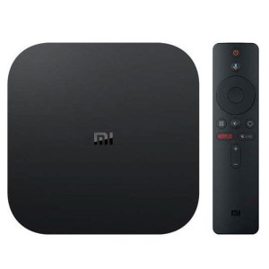 Xiaomi MI BOX S 4K streaming player- EU Model