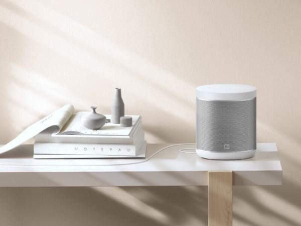 Xiaomi Mi Smart Speaker (With Google Assistant)