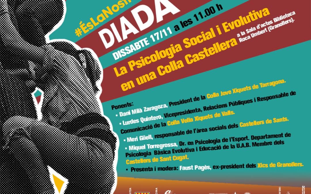 "Xerrada castellera ""La psicologia Social"""