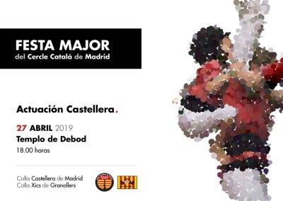 FM Cercle Català a Madrid