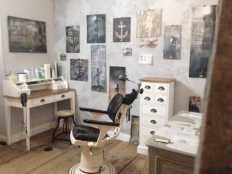 Showroom Tattoo Bereich