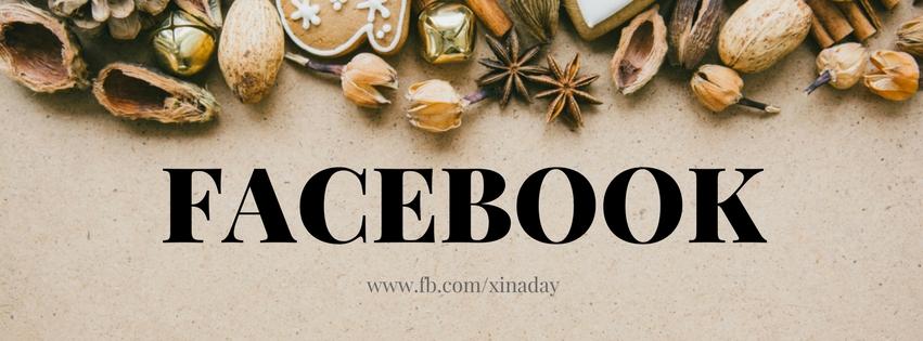 Facebook Xin A Day 昕一天
