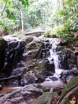 Sungai Tekala Waterfall