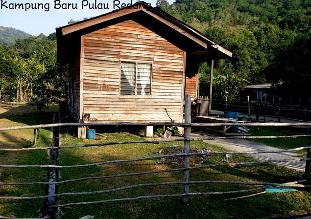 Kampung Baru Pulau Redang