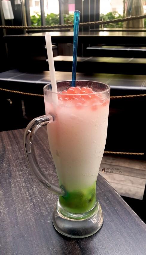 白雪皑皑 Icey Soursop Blended with Popping Jelly