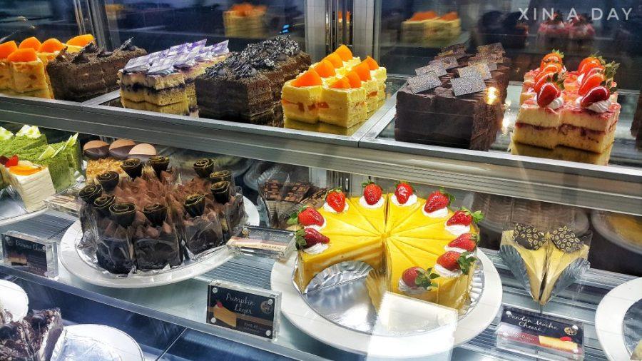 Moonlight Cake House @ Setapak