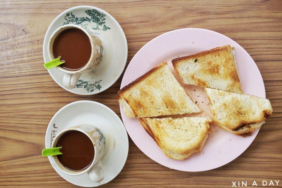 何九茶店 @ Lorong Panggong-01