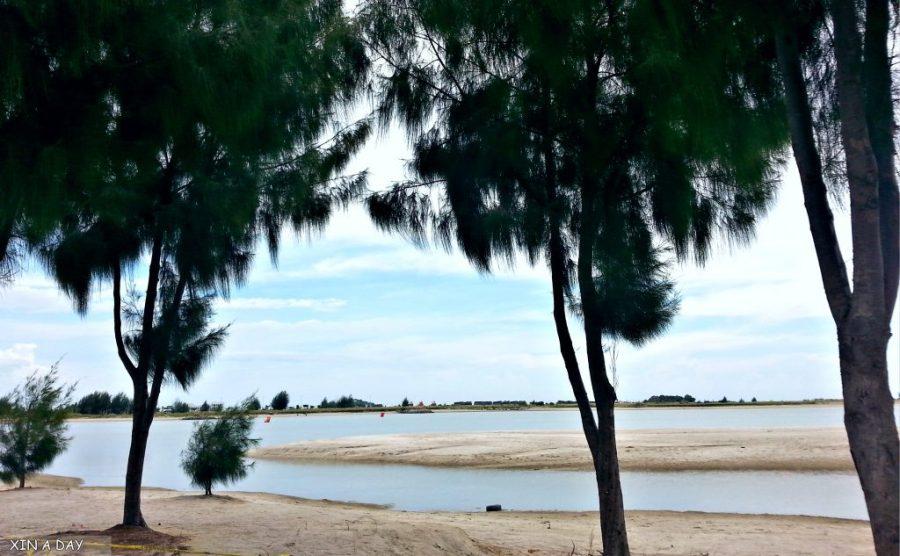 Blog Pantai Klebang 1