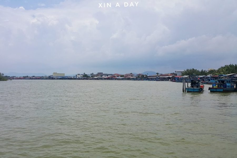 高渊港口 Sungai Udang Fish Village @ Nibong Tebal