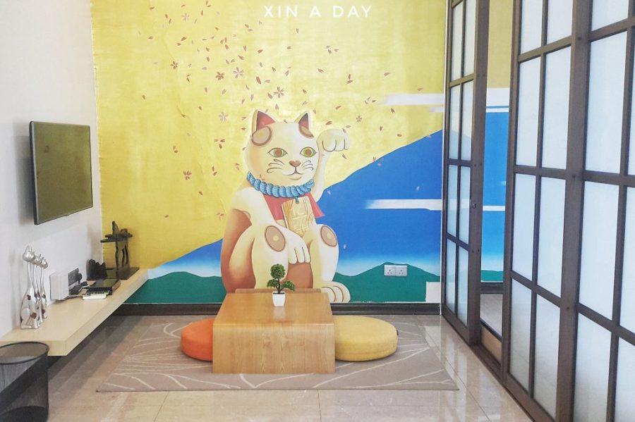 Pearl rice garden sekinchan homestay -01