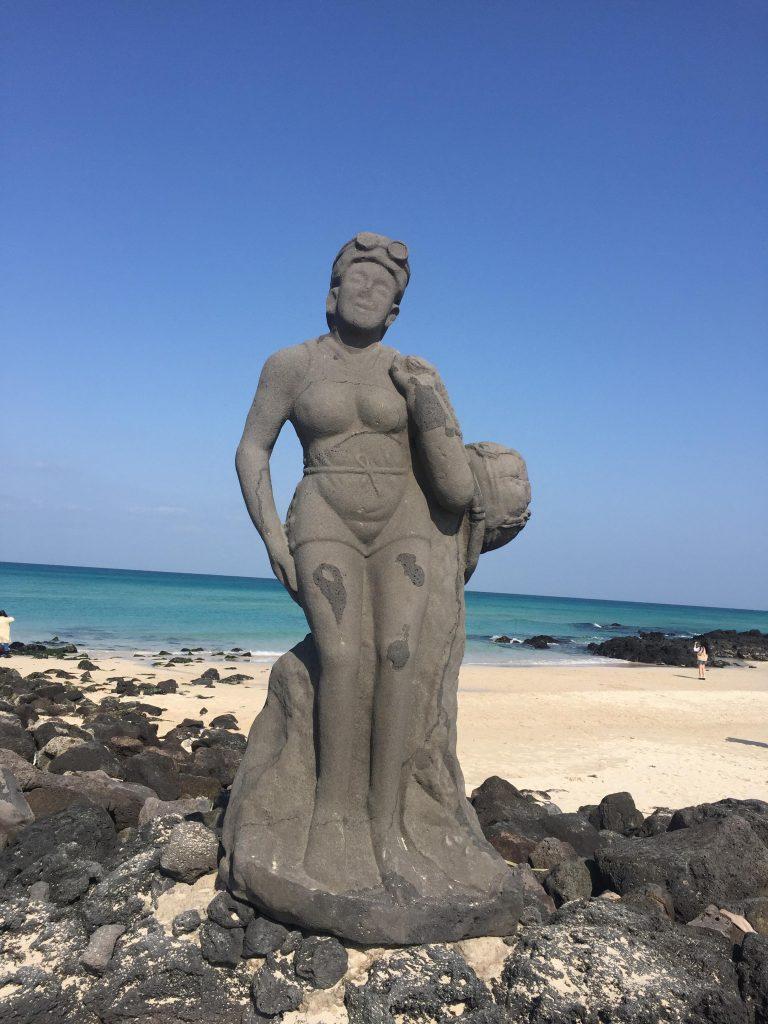 Gwakji Gwamul Beach jeju island